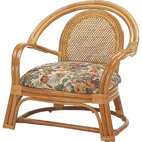 送料無料 籐アームチェア ロー s24 籐家具 籐 ラタン家具 ラタン 椅子 チェア チェアー 一人掛け 1人 一人がけチェア 1人掛けチェア 一人がけ椅子 藤の椅子 一人椅子 一人掛け椅子 籐椅子 ラタンチェア 肘付き 木製椅子 木製チェアローチェア ロータイプ 低い
