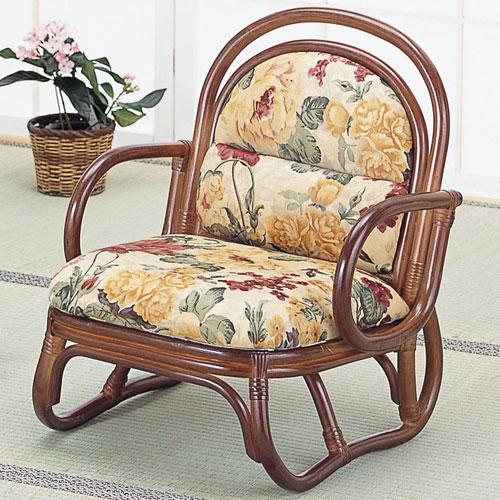 送料無料 籐アームチェア ロー s50b 籐家具 籐 ラタン家具 ラタン 椅子 チェア チェアー 一人掛け 1人 一人がけチェア 1人掛けチェア 一人がけ椅子 藤の椅子 一人椅子 一人掛け椅子 籐椅子 ラタンチェア 肘付き 木製椅子 木製チェアローチェア ロータイプ 低い