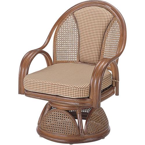 送料無料 籐回転座椅子 ハイ s533b 籐家具 籐 ラタン家具 ラタン 椅子 イス いす チェアー チェア 籐の椅子 座椅子 回転式座椅子 籐回転椅子 回転 回転式椅子 回転高座椅子 回転いす 回転チェア 回転イス パーソナルチェア アームチェア 肘掛け椅子 一人掛け椅子 一人掛け