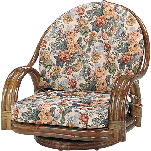 送料無料 籐回転座椅子 ロー s581b 籐家具 籐 ラタン家具 ラタン 椅子 イス いす チェアー チェア 座椅子 座イス ローチェア 低座椅子 パーソナルチェア アームチェア 肘掛け椅子 一人掛け 回転式座椅子 籐回転椅子 回転 回転式椅子 回転チェア 回転いす 回転イス 回転チェア