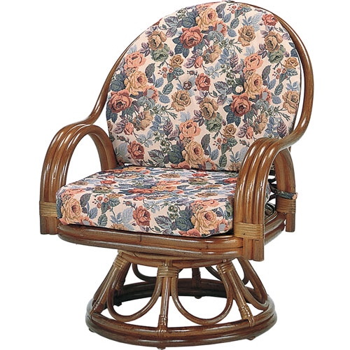 送料無料 籐回転座椅子 ハイ s583b 籐家具 籐 ラタン家具 ラタン 椅子 イス いす チェアー チェア 籐の椅子 座椅子 回転式座椅子 籐回転椅子 回転 回転式椅子 回転高座椅子 回転チェア 回転いす 回転イス パーソナルチェア アームチェア 肘掛け椅子 ラタンチェア 一人用