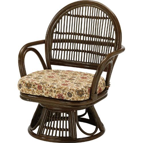 送料無料 籐回転座椅子 ミドル s882b 籐家具 籐 ラタン家具 ラタン 椅子 イス いす チェアー チェア 籐の椅子 座椅子 回転式座椅子 パーソナルチェア アームチェア 肘掛け椅子 籐回転椅子 回転 回転式椅子 回転チェア 回転いす 回転イス ラタンチェア 一人掛け椅子 一人用