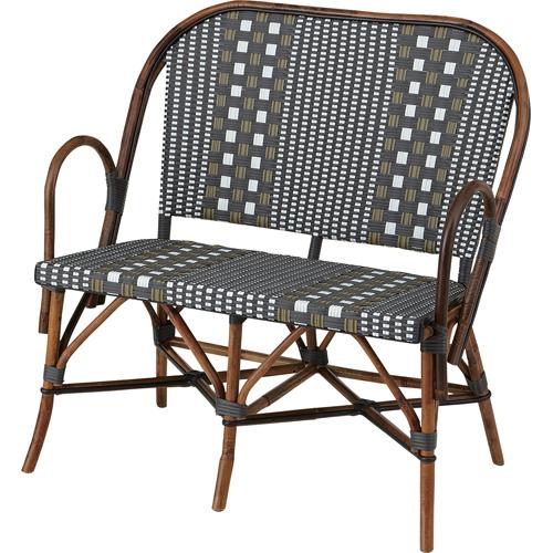 完成品 2人掛け籐ダイニングベンチ 2人掛け 椅子 北欧 シンプル トルプ グレー いす イス 2人 二人 二人掛け 二人がけ 2人がけ ダイニングベンチ ダイニングチェア ダイニングチェアー チェア チェアー 長椅子 ナチュラル ベンチ椅子 ベンチチェア ttf-172gy