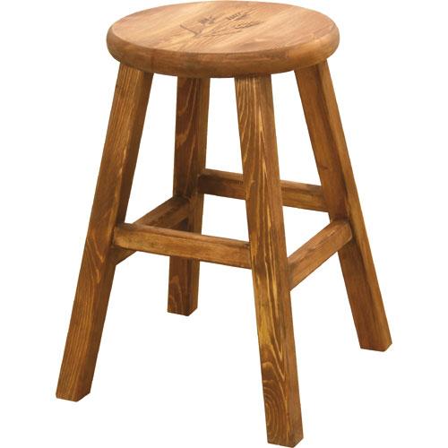 完成品 木製スツール 丸形 スツール 木製 フォレ【2個セット】 円形スツール 円形 ダイニングスツール ダイニング 木製ダイニングスツール リビング リビングスツール イス 椅子 いす おしゃれ シンプル インテリア チェア チェアー ダイニングチェア cfs-515