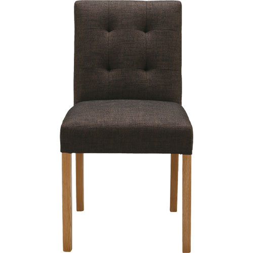 完成品 ダイニングチェア ファブリック ダイニング チェア ブラウン【2個セット】 ファブリックダイニングチェア ファブリックダイニングチェアー キッチン チェアー 椅子 いす イス おしゃれ 食卓椅子 食卓 デザイン お洒落 インテリア シンプル キッチンチェア cl-812cbr