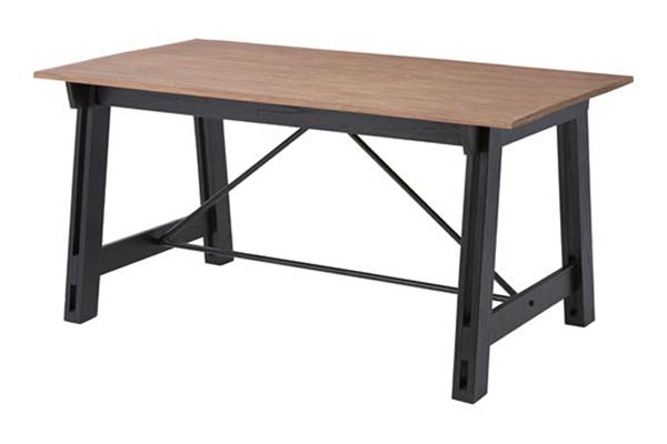 ダイニングテーブル アイザック 幅150cm 毎週更新 新生活