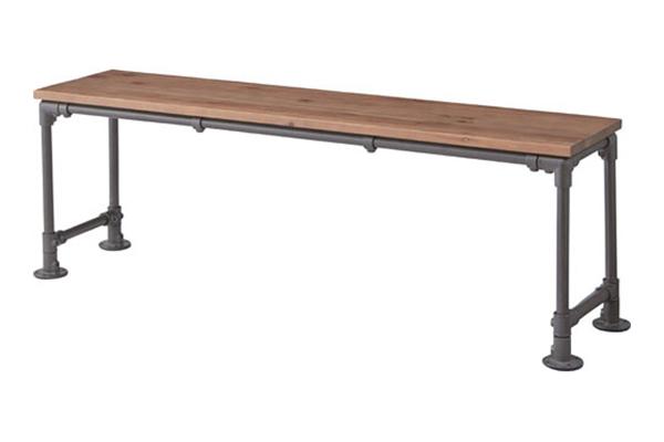 ダイニングベンチ 幅134cm