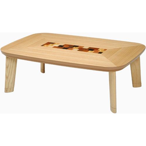 日本製 天然木こたつ 木の彩 幅120cm こたつ コタツ こたつテーブル こたつ本体 炬燵 木製 ko16-15