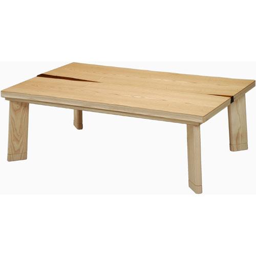 日本製 天然木こたつ ピュア 幅120cm こたつ コタツ こたつテーブル こたつ本体 炬燵 木製 ko16-36