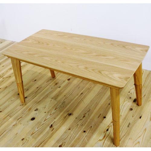 高さ2段階調節ハイ&ローこたつ 諏訪 幅120cm ナチュラル こたつ コタツ こたつテーブル こたつ本体 炬燵 木製 r-eto-sw120-na
