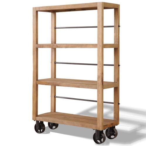 送料無料 キャスター付き木製オープンラック 幅90cm高さ141cm H 送料無料 幅90cm高さ141cm ムート ga-mu-sf-h-na ナチュラル ga-mu-sf-h-na, へらへとかさい:99b519dd --- officewill.xsrv.jp