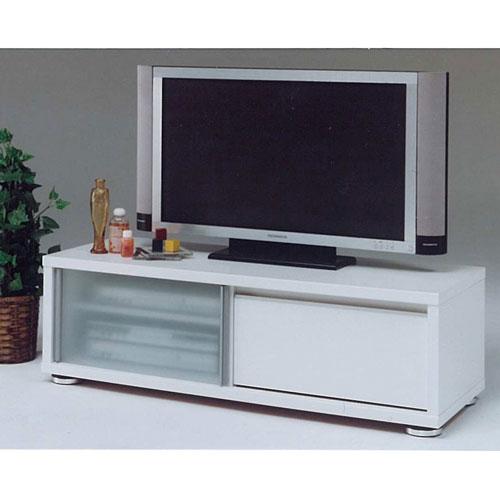 送料無料 テレビ台 幅120cm ストーム ホワイト ga-st-tv-120-wh