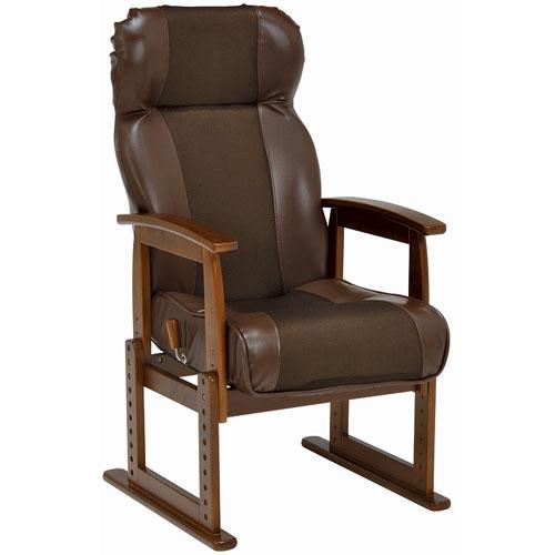 リクライニング高座椅子