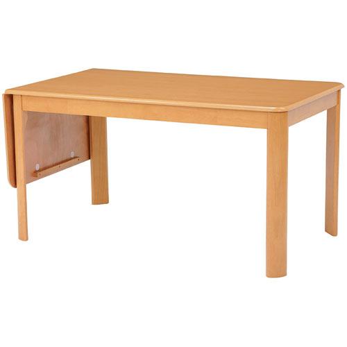 高価値 伸長ダイニングテーブル 幅138/180cm ナチュラル, ニシヨシノムラ e71855e7