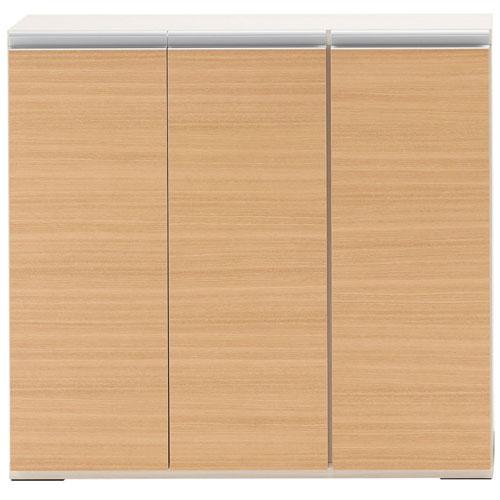 日本製 ローキャビネット 完成品 カウンター下収納 キッチン収納 キッチンカウンター 収納 スリム収納 省スペース 薄型 スリム ストッカー 本棚 書棚 ロータイプ 食器棚 収納庫 木製 すきま収納 カウンター下収納 lba-90