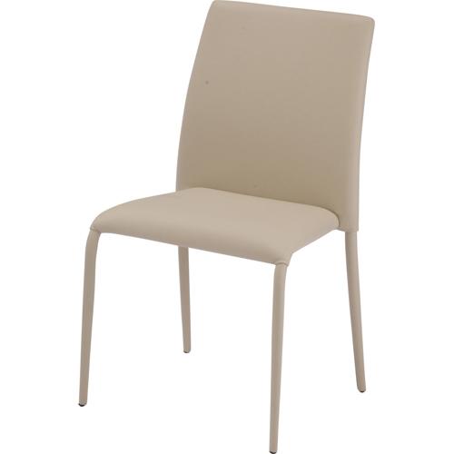 完成品 ダイニングチェア 合皮 コンパクト スタッキングダイニングチェア 4脚組 ベージュ ダイニングチェアー スタッキング ダイニング キッチン セット イス いす 椅子 チェア チェアー お得 食卓椅子 キッチンチェア シンプルチェア 食卓 お洒落 オシャレ tdc-9336