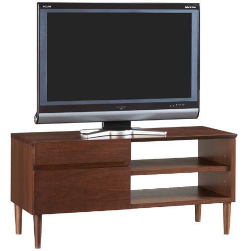 木製テレビ台 レトロモダン 幅97cm rm-1006