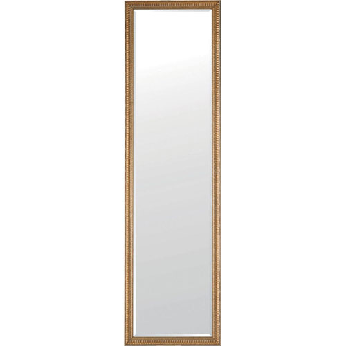 ウォールミラー(鏡) 幅36cm ラグジュアリー ゴールド hly-353-sgo