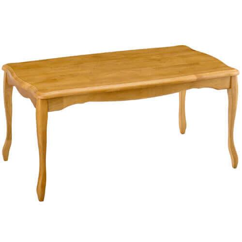 リビングテーブル クレイン3017LO センターテーブル ローテーブル テーブル 猫脚 猫足 ネコ足 ネコ脚 ナチュラル
