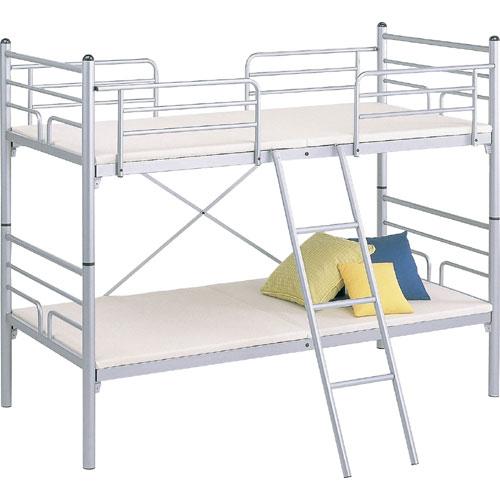 パイプ二段ベッド rb-b7007