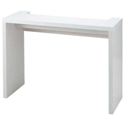 カウンターテーブル ホワイト rd-t8630