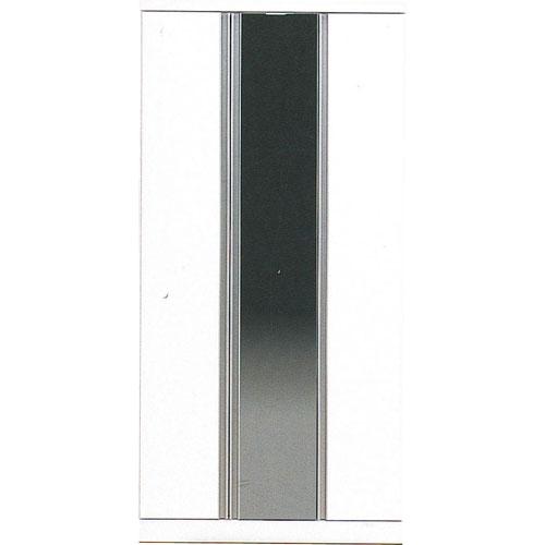 下駄箱 デュオ 幅85cm高さ180cm 幅85cm高さ180cm デュオ ホワイト ホワイト, キットマネキン:8ae796a6 --- officewill.xsrv.jp