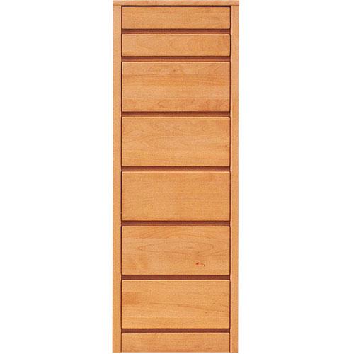 チェスト ティアラ 幅45cm高さ127cm ナチュラル