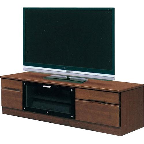 テレビ台 パンネロ 幅138cm高さ40cm ブラウン