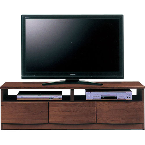 テレビ台 ウォッカ 幅135cm高さ41cm ブラウン