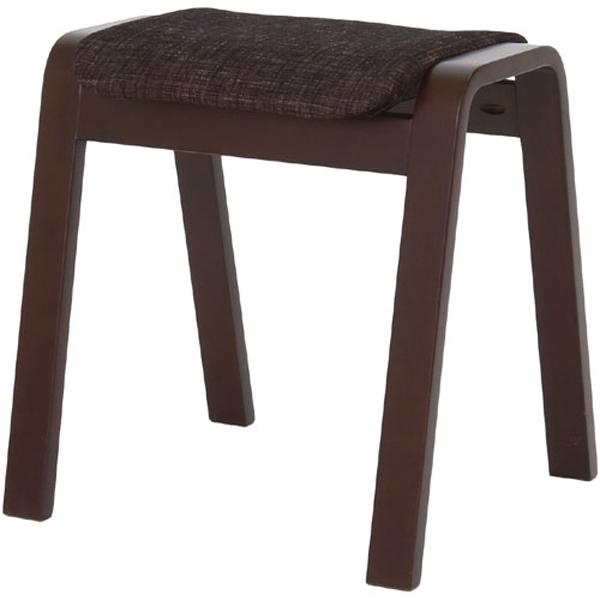 木製スタッキングスツール パセリ 【4脚組】 ファブリックブラック 木製 スタッキング スツール 4脚セット 布張り 1人掛け 一人掛け 一人用 椅子 イス いす チェア チェアー 積み重ね収納