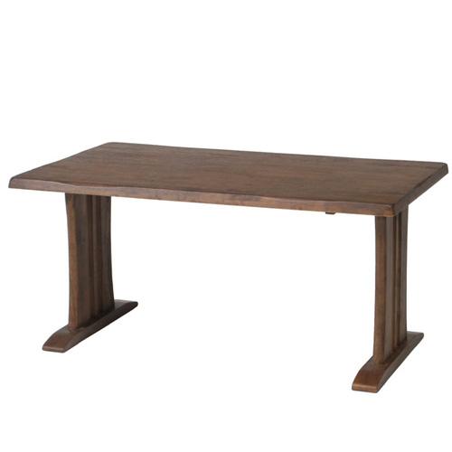 和風ダイニングテーブル 栞 幅140cm 長方形 b-87695