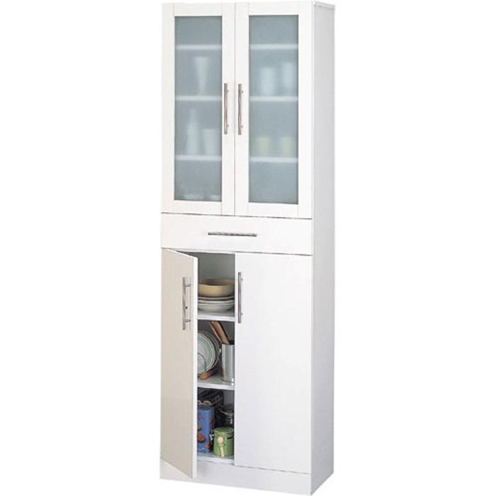 食器棚 カトレア 幅60cm高さ180cm 23461