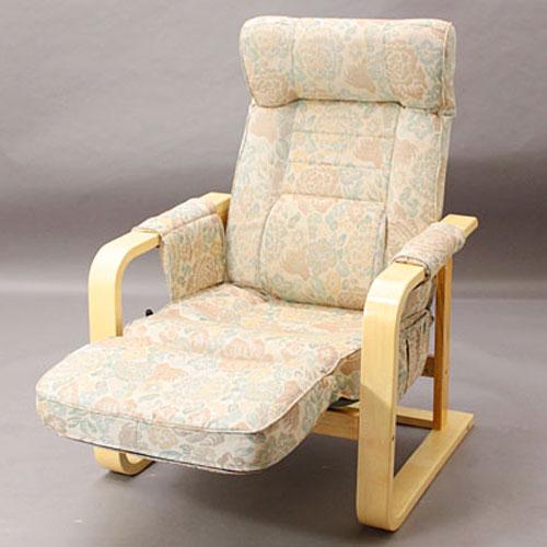 チェア リクライニング シンプル おしゃれ イス リクライニングチェア 椅子 木製フレーム パーソナルチェア パソコンチェア 1人掛け 1人用 リラックスチェア オットマン一体型 リラックス ゆったり フットレスト付き 腰かけ 肘掛け付き 肘置き 家具 インテリア swo850gp-kyp