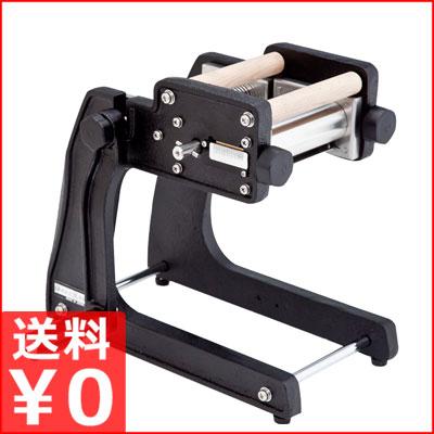 池永 鉄鋳物 製麺機 (2mm幅刃付)/パスタ・ラーメン製麺機 メーカー取寄品