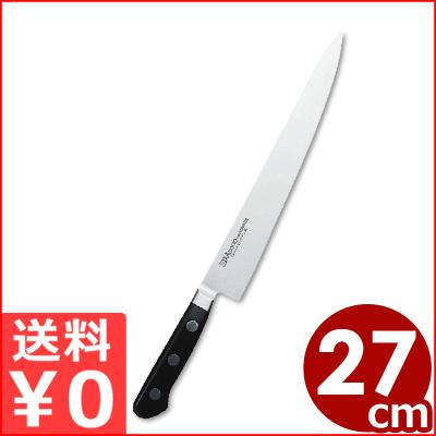ミソノ ツバ付き筋引 270mm No.522/関の包丁 モリブデン鋼包丁 メーカー取寄品