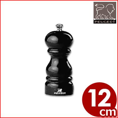 プジョー パリ ペパーミル ノワール 12cm 1870412PM 胡椒挽き メーカー取寄品