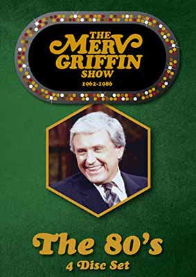 USED【送料無料】Merv Griffin: Best of the 80s [DVD] [Import] [DVD]