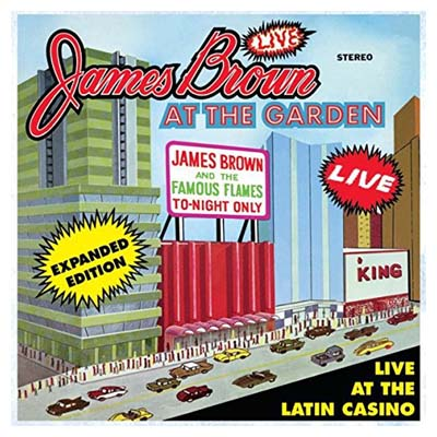 USED【送料無料】Live at the Garden: Expanded Edition (Exp) [Audio CD] Brown, James