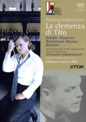 USED【送料無料】La Clemenza Di Tito [DVD] [DVD]
