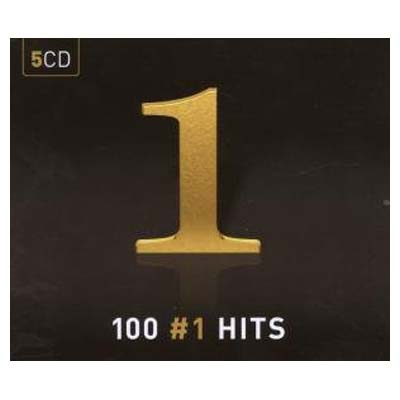 USED【送料無料】100 #1 Hits [Audio CD] Various Artists