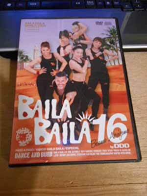 USED【送料無料】BAILA BAILA by DDD Vol.16 CD + DVD バイラバイラ [DVD Audio]