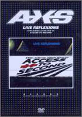 USED【送料無料】LIVE REFLEXIONS-ACCESS TO SECOND- [DVD] [DVD]