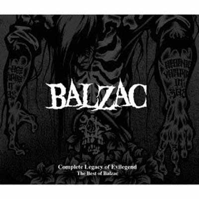 USED【送料無料】COMPLETE LEGACY OF EVILEGEND:THE BEST OF BLAZAC [Audio CD] BALZAC