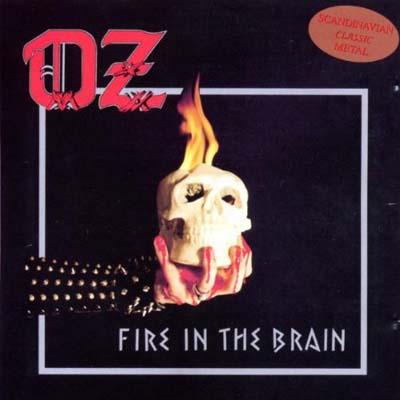 USED【送料無料】Fire In The Brain [Audio CD] OZ