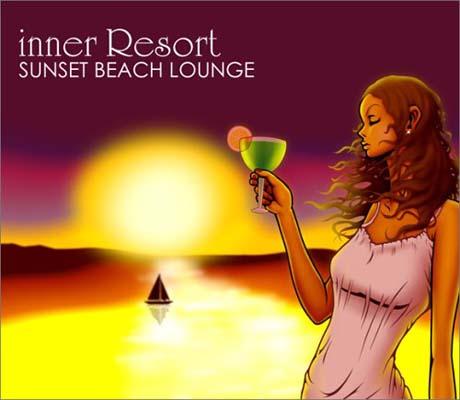 USED【送料無料】inner Resort SUNSET BEACH LOUNGE [Audio CD] オムニバス