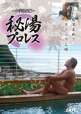 USED【送料無料】秘湯プロレス 小湊温泉 [DVD] [DVD]