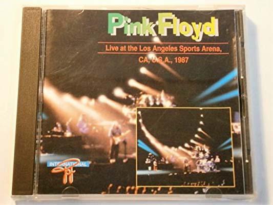 USED【送料無料】LIVE IN CALIFORNIA U.S.A. 1987 [Audio CD] PINK FLOYD