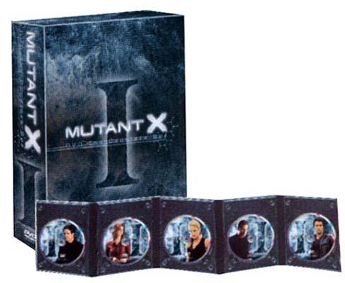送料無料 完全送料無料 中古 ミュータントX THE COLLECTOR'S DVD 1 - BOX 在庫処分