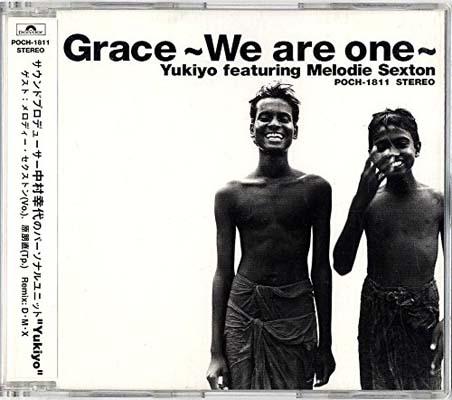 USED【送料無料】GRACE~WE ARE ONE~ [Audio CD] 中村幸代; MELODIE SEXTON and Yukiyo Nakamura