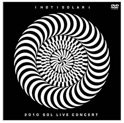 USED【送料無料】I Hot I Solari 2010 Sol Live Concert [DVD]
